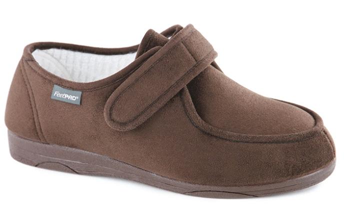 Chaussure thérapeutique QUIBERON , modèle homme