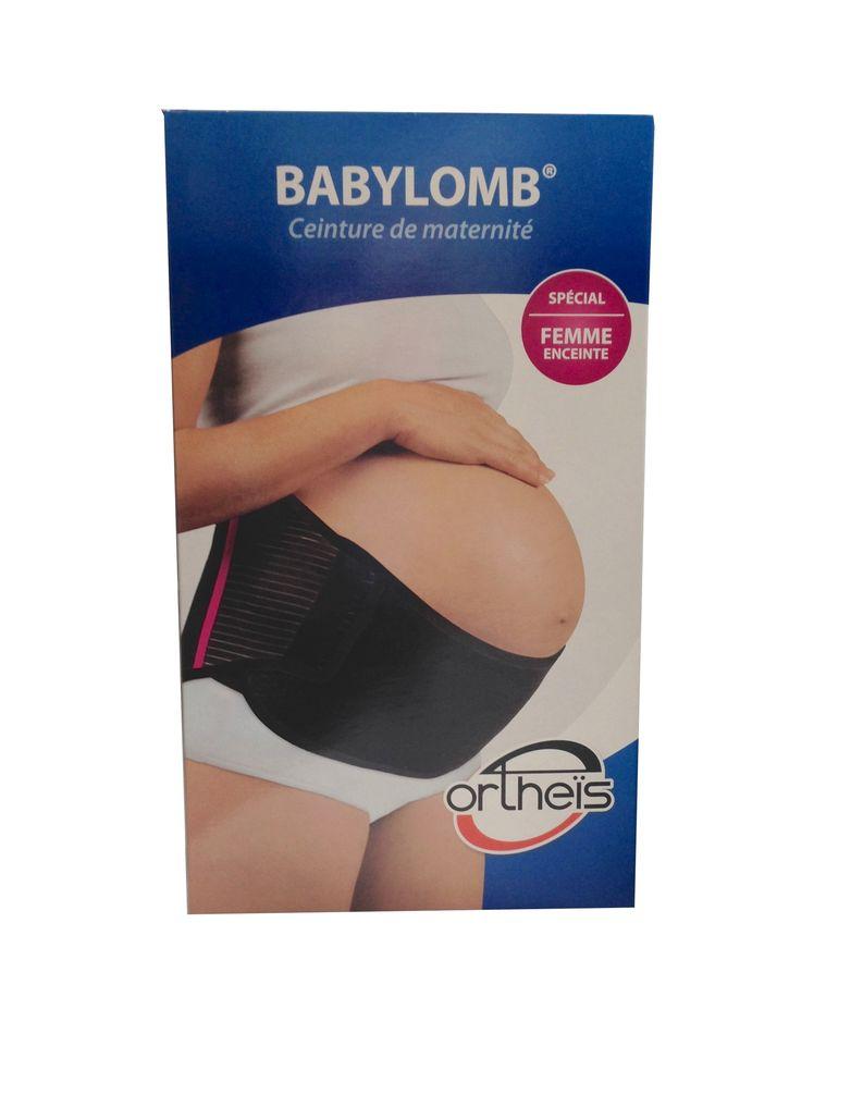 babylomb ezy wrap ceinture de maternit pharmacie fran aise en ligne. Black Bedroom Furniture Sets. Home Design Ideas