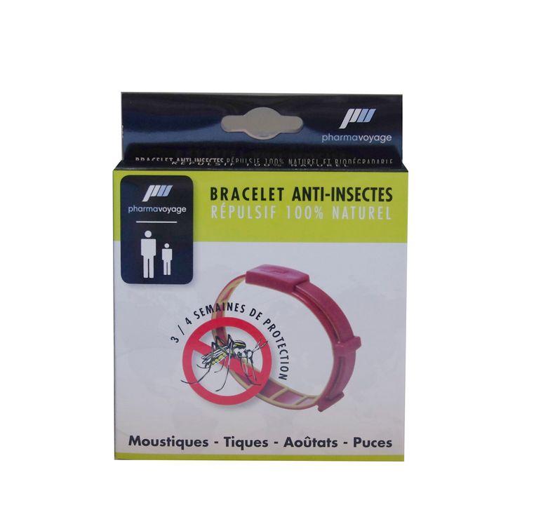 Bracelet Anti Insectes R Pulsif 100 Naturel