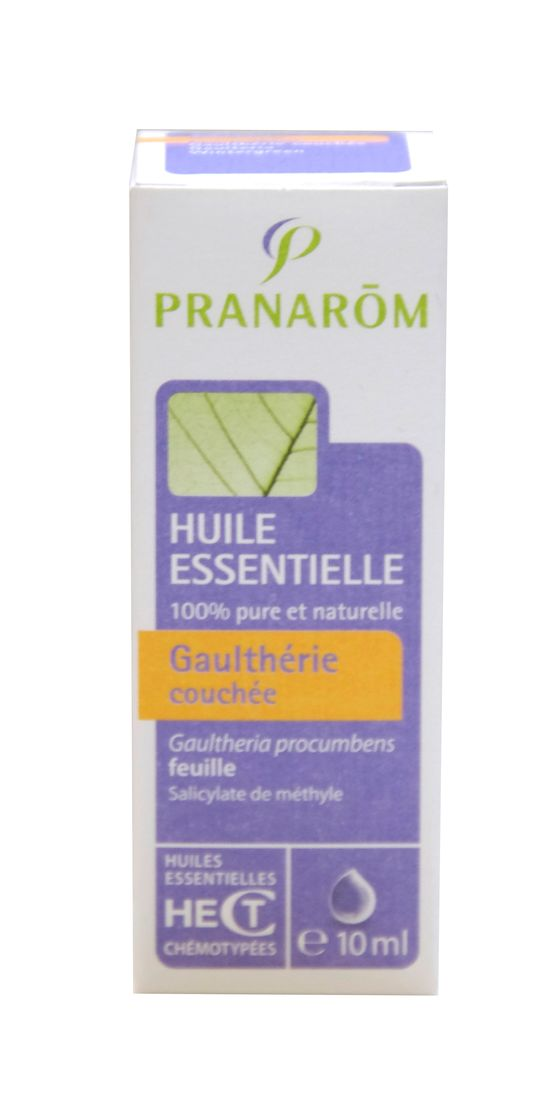 Pranar m huile essentielle gaulth rie couch e flacon - Huiles essentielles gaultherie couchee ...
